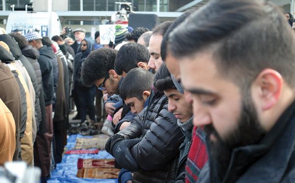 Trump Ban Halted But Borough Immigrant Groups Remain Vigilant